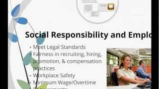 Business Ethics and Social Responsibility   Episode 26