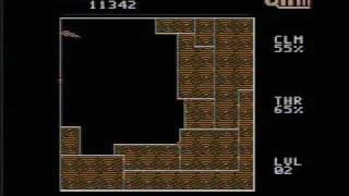 Qix - NES Gameplay