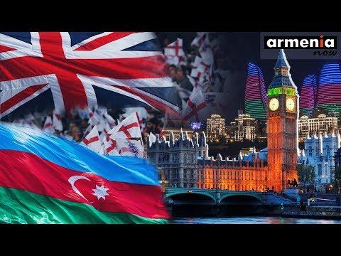 В Баку не затихают скандалы: В Британии уже открыто шутят над Азербайджаном