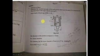 Design of a drill JIG Problem 1