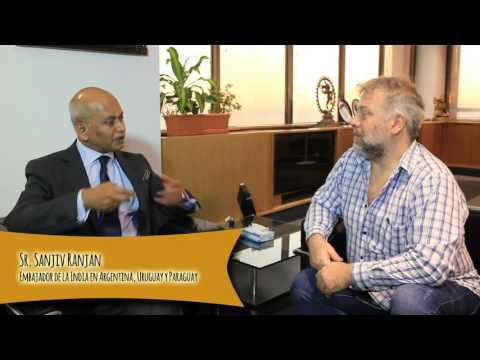 El Embajador de India en la República Argentina habla sobre el YOGA