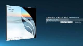 Dimension & Robbie Seed - Blue Line (Original Mix)