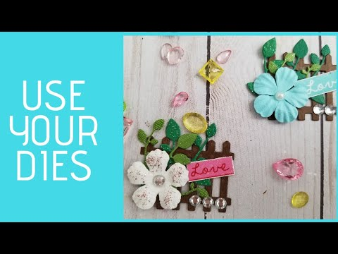 5 Minute Crafts. Easy Fence Embellishment.