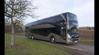 Neuer Doppeldecker Volvo 9700 DD