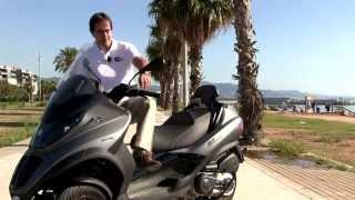 Motosx1000: Test Piaggio MP3 500 LT
