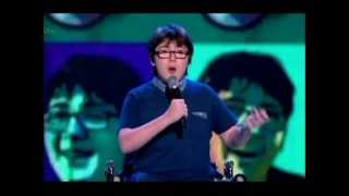 JACK CARROLL - BRITAIN'S GOT TALENT 2013 SEMI FINAL PERFORMANCE