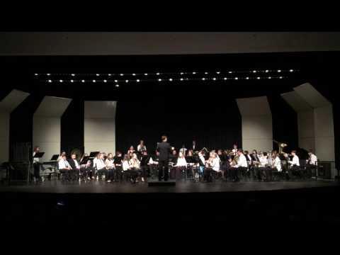 BHSN Intermediate Concert Band Spring Concert 2016