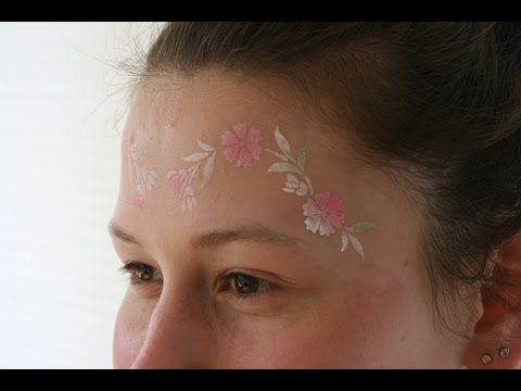 How To Use Body Art Stencils