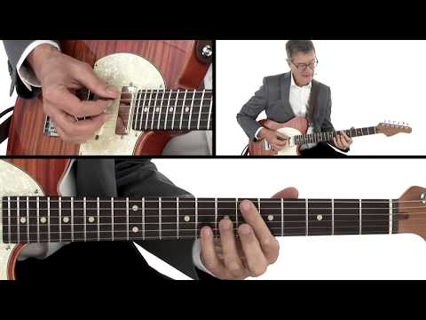 Soloing Strategy #10: Employ Flash Breakdown - Guitar Lesson - Jon Herington