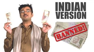 ppap demonetization no change song indian version