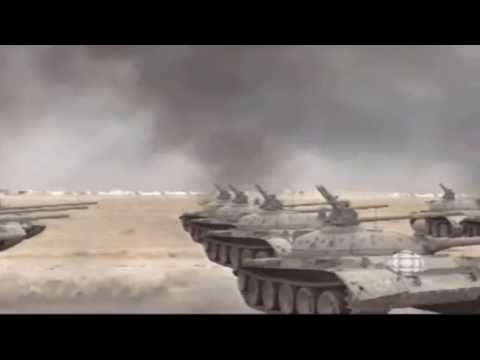 Gulf War I - Based on LIES! Excerpt from a CBC Documentary