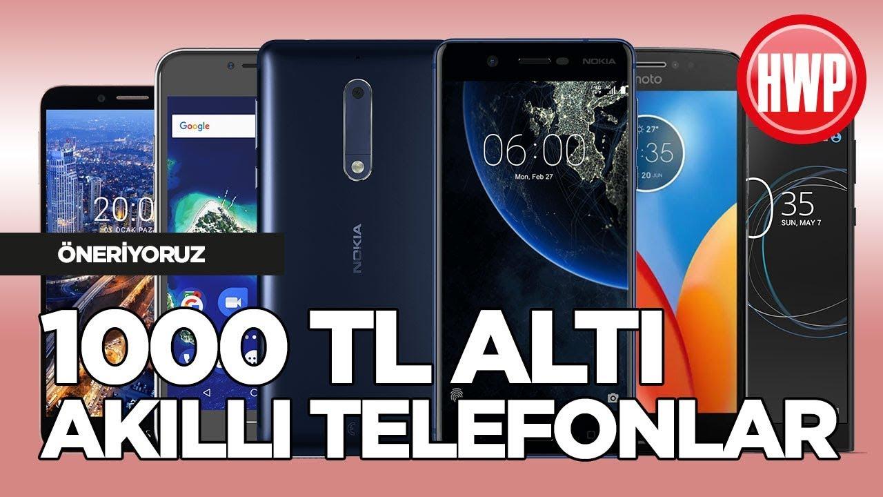 42dc706167027 1000 TL'den Daha Ucuz Telefonlar (Şubat 2018) - YouTube