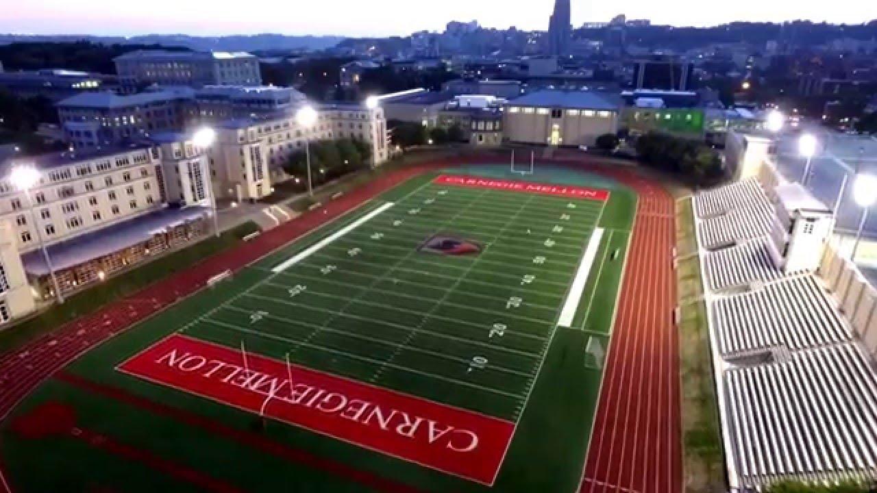 Carnegie Mellon University Gesling Stadium - YouTube