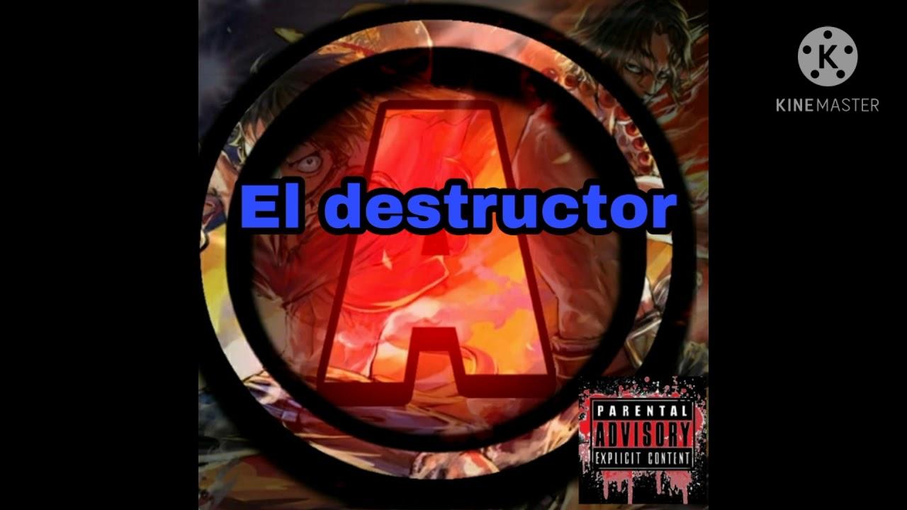 El destructor #spanishdrill
