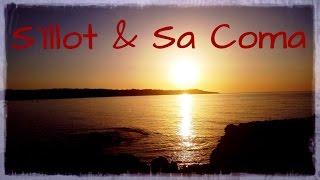 S'Illot & Sa Coma Mallorca Spaziergang am Abend