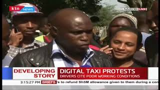 City digital drivers citing poor conditions to push for implementation of 2018 MoU