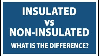 Insulated vs.Non-insulated patio cover / Mr. Patio Cover