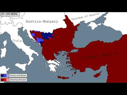The Great Eastern crisis [1875-1878]