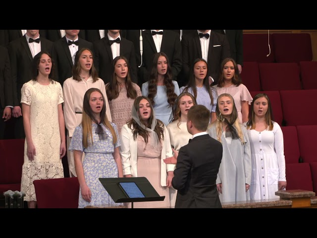 Don't You Cry - Youth Choir, UBC Church Pathway to God