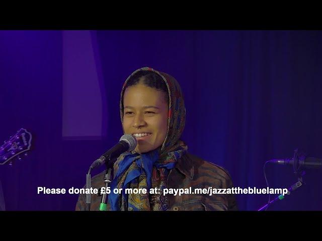 NOUSHY 4TET live at the Blue Lamp