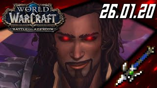 Anchors of Madness - World of Warcraft: Battle for Azeroth (26.01.20)