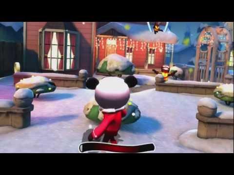 Обзор Новогодних игр Андроид на игровом планшете Impression ImPAD 9702