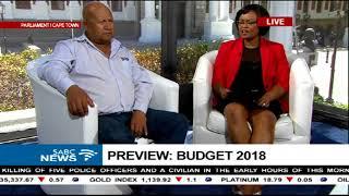 Budget speech 2018 preview
