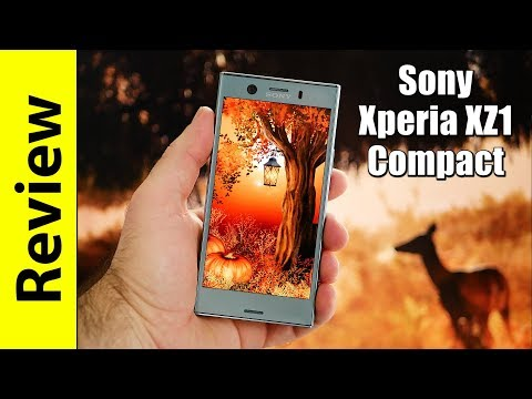 Sony Xperia XZ1 Compact | to no surprise, the best compact Android phone