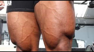 REAL WOMEN AND MEN TRAIN LEGS ON MONDAY NOT CHEST