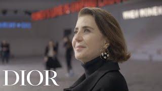 Paola Ugolini talks feminism and fashion at the Dior Autumn-Winter 2020-2021 show