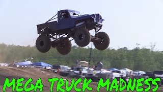 MEGA MUD TRUCK MADNESS at Dennis Anderson's Muddy Motorsports Park