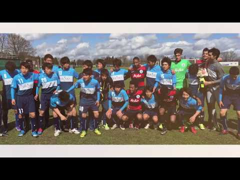 YOKOHAMA FC U-17 UK TOUR in 2016