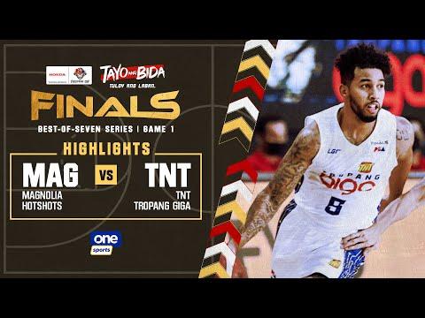 Magnolia Vs Tnt Highlights   2021 Pba Philippine Cup - Oct 20, 2021  Sports