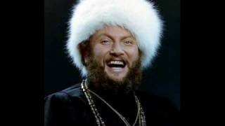 Ivan Rebroff sings Russian folk songs - 10. Moscow nights