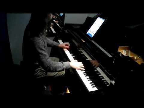 David Bowie Life on Mars arr. Rick Wakeman, played by Andrew Thayer