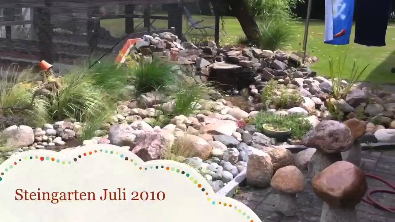 Steingarten  YouTube