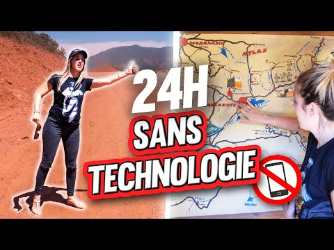 Surviving 24h without technology (lost in desert)   DENYZEE