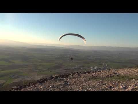 Ali Erşan Narlı İlk Uçuş