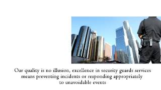Security Guard Companies - Ges.net