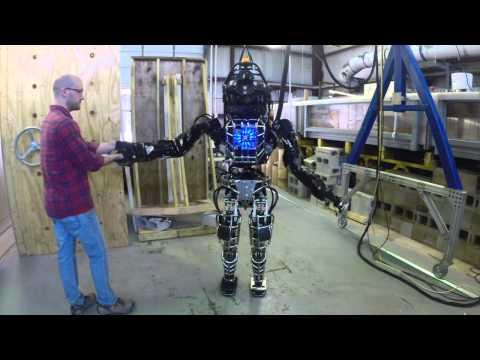 Atlas compliant upper body control