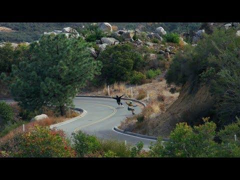 Downhill Longboarding in GNARnia!
