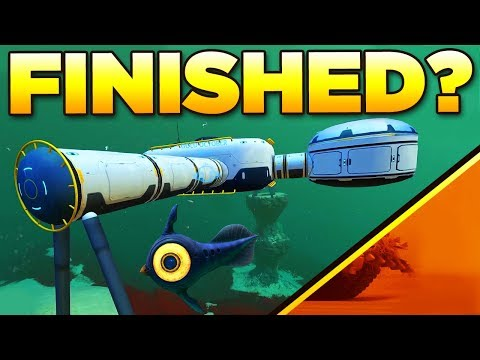FINISHED? Subnautica Early Access /  [ARMA 4 comments] - BELOW THE LINE [33]