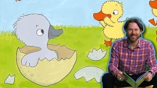 The Ugly Duckling | Bedtime Story for Children | DJ BBQ | Story Time