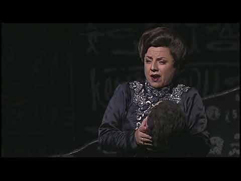 Divine Ewa Podleś adds a Magnificent low cadenza in Cornelia's Lament