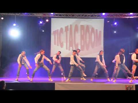 Tic Tac Boom Tudela 2016