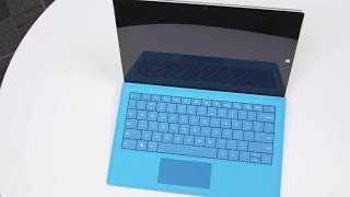 Surface Pro 3 Tablet Review