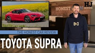 The Honest Car Review | Toyota Supra 2020 - much, much better than you think