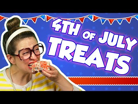Download Youtube: Firework Rice Krispie Treats with Candy Pop Rocks for 4th of July! | Arts and Crafts w/ Crafty Carol