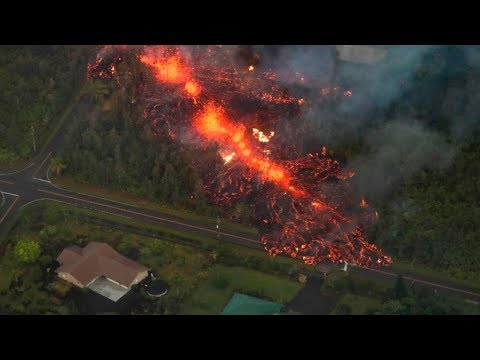 ALERTAN que el Volcán Kilauea Está a Punto de Estallar