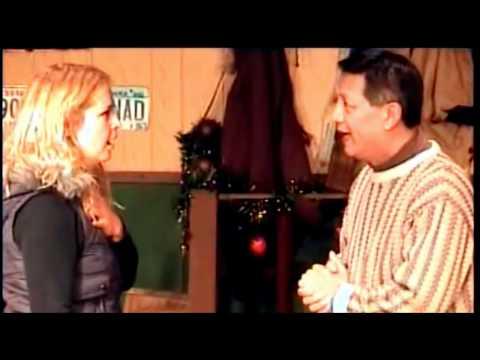 A DON'T HUG ME CHRISTMAS CAROL: Sven's Offer